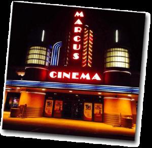 Cinéma vu de l'exterieur