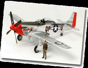 Maquette d'avion à construire pour enfants