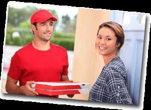 Se faire livrer des pizzas par internet