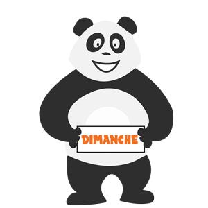 Panda du dimanche